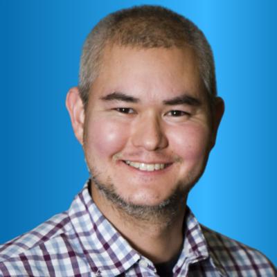 Headshot of Dr. Matt Inlay